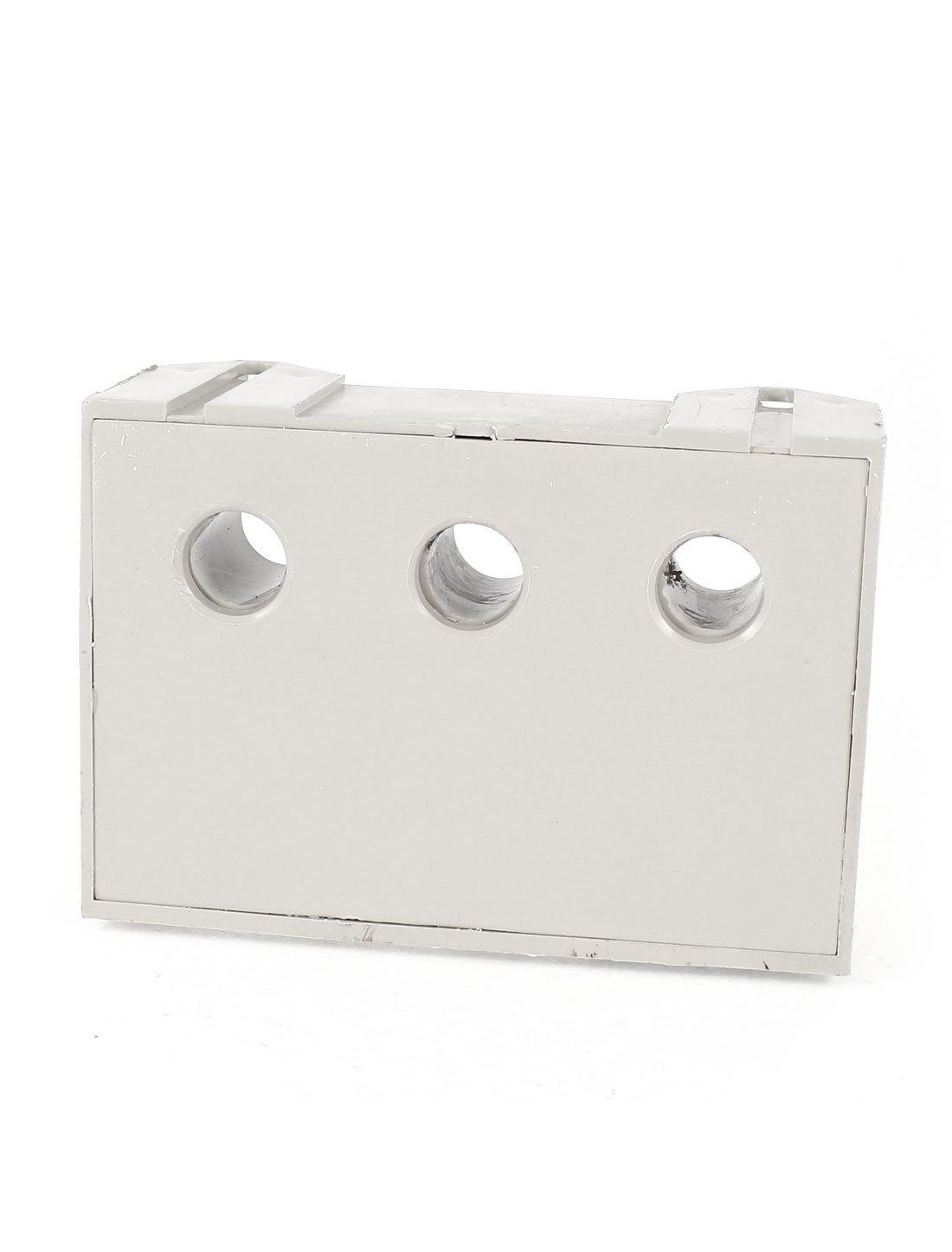 DealMux EKJD-8 3 Phase 2.5-5 Ampere Adjustable Current Motor Circuit Protector