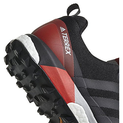 Adidas Outdoor Mens Terrex Agravic Blue Beauty / Grey One / Orange 7 D Us