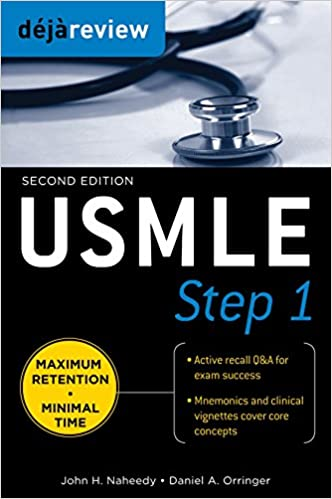 usmle step 1 deja review 2nd edition