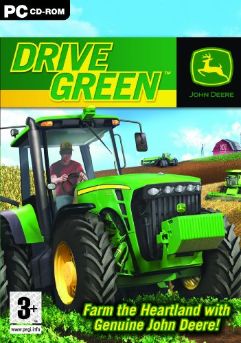 John Deere Drive Green (PC) by -