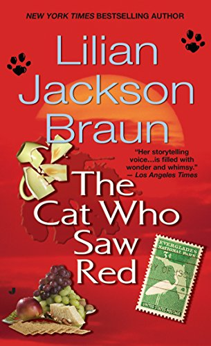 (The Cat Who Saw Red (Cat Who... Book 4))