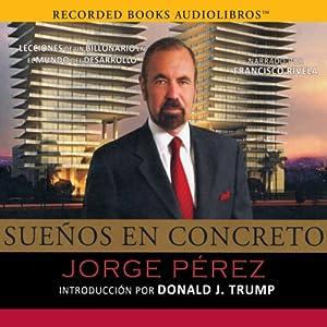 Sueños en concreto [Dreams in Particular] Audiobook