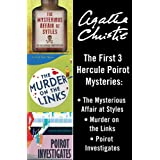 Hercule Poirot Bundle: The Mysterious Affair at Styles, Murder on the Links, and Poirot Investigates (Hercule Poirot Mysteries)