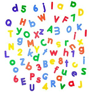 Alex Toys Letters And Numbers Book