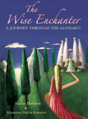 The Wise Enchanter: A Journey through the Alphabet