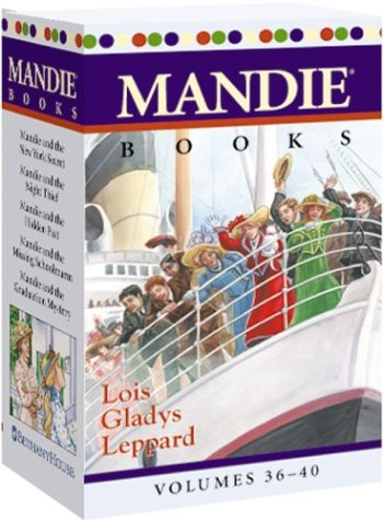 mandie series book 39 - 2