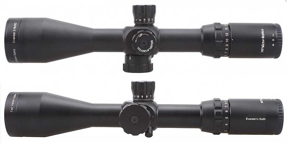 Zielfernrohr Mit Entfernungsmesser Defekt : Vector optics zielfernrohr mit schott germany gläser 3 18x50 everest