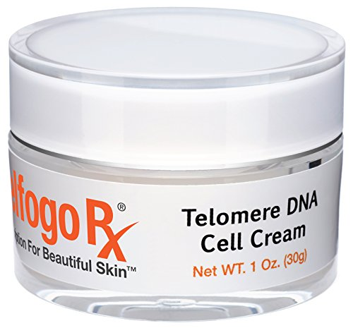 Delfogo Rx Telomere DNA Cell Cream - Telomerase (Medical