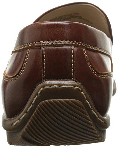 Cale Loafer Bush On Slip Nunn Men's Cognac Fw7PxfEq1E