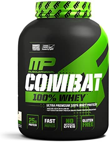 MusclePharm Combat 100 Whey