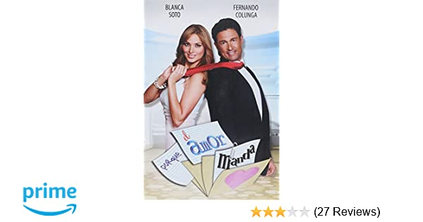 Amazon com: Porque El Amor Manda : Mexican Edition Box Set