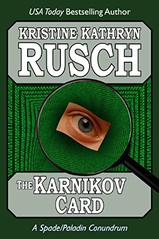 book cover of The Karnikov Card