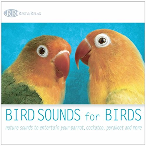 - Bird Sounds for Birds: Nature Sounds to Entertain Your Parrot, Cockatoo, Parakeet and More