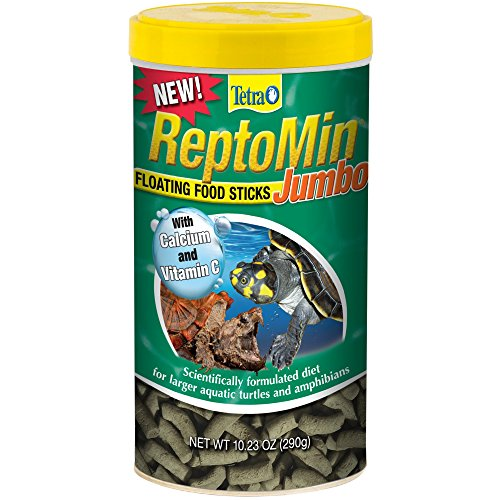 Tetra ReptoMin Jumbo Floating Food Sticks, 10.23 oz. by Tetra