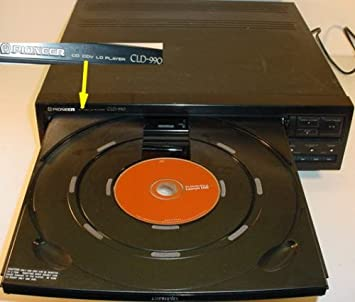 Amazon.com: Pioneer cld-990 reproductor de CD CDV LD: Home ...