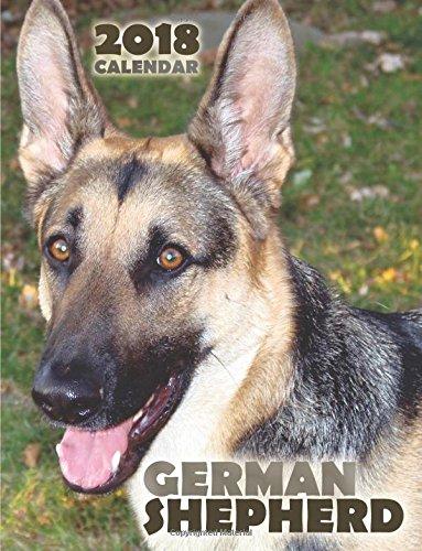 German Shepherd 2018 Calendar (UK Edition) ebook
