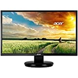 "Acer K272HUL 27"" LED LCD Monitor - 16:9 - 6 ms - Adjustable Monitor Angle - 2560 x 1440 - 16.7 Million Colors - 300 Nit - 100,000,000:1 - WQHD - Speakers - DVI - HDMI - (Certified Refurbished)"