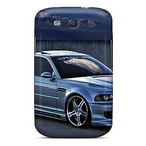 GAwilliam Galaxy S3 Hybrid Tpu Case Cover Silicon Bumper Bmw E46 M3 Csl