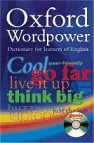 Oxford wordpower. Dictionary with genie CD-ROM par Université d'Oxford