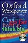 Oxford wordpower. Dictionary with genie CD-ROM par d`Oxford