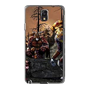 Shockproof Hard Phone Cover For Samsung Galaxy Note3 With Custom High-definition Rise Against Image AlissaDubois
