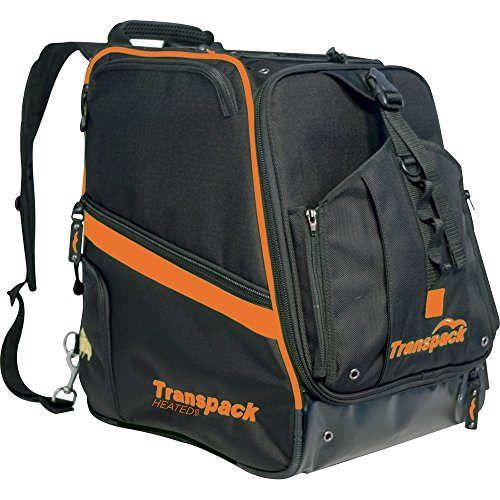 Transpack Heated Boot Pro Black/Orange OS