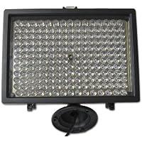 CMVision-IR200 - 198 IR LED Night Indoor/Outdoor Long Range 300ft IR Illuminator w/ FREE 12V Power Adapter ( Up & Down Position Adjustment only)
