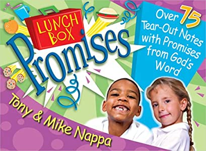 Lunch Box Promises: Over 75 Tear-Out Notes with Promises from God's Word (Lunch Box Books)
