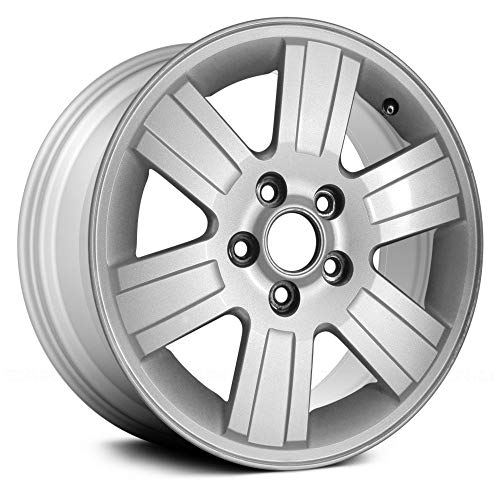 (Replacement 6 Spokes Silver Factory Alloy Wheel Fits Ford Explorer: Eddie Bauer/Limited)