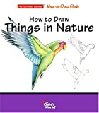 How to Draw Things in Nature, Rob Court, 1592961525