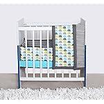 Trend Lab Sea Foam Window Valance, Sage