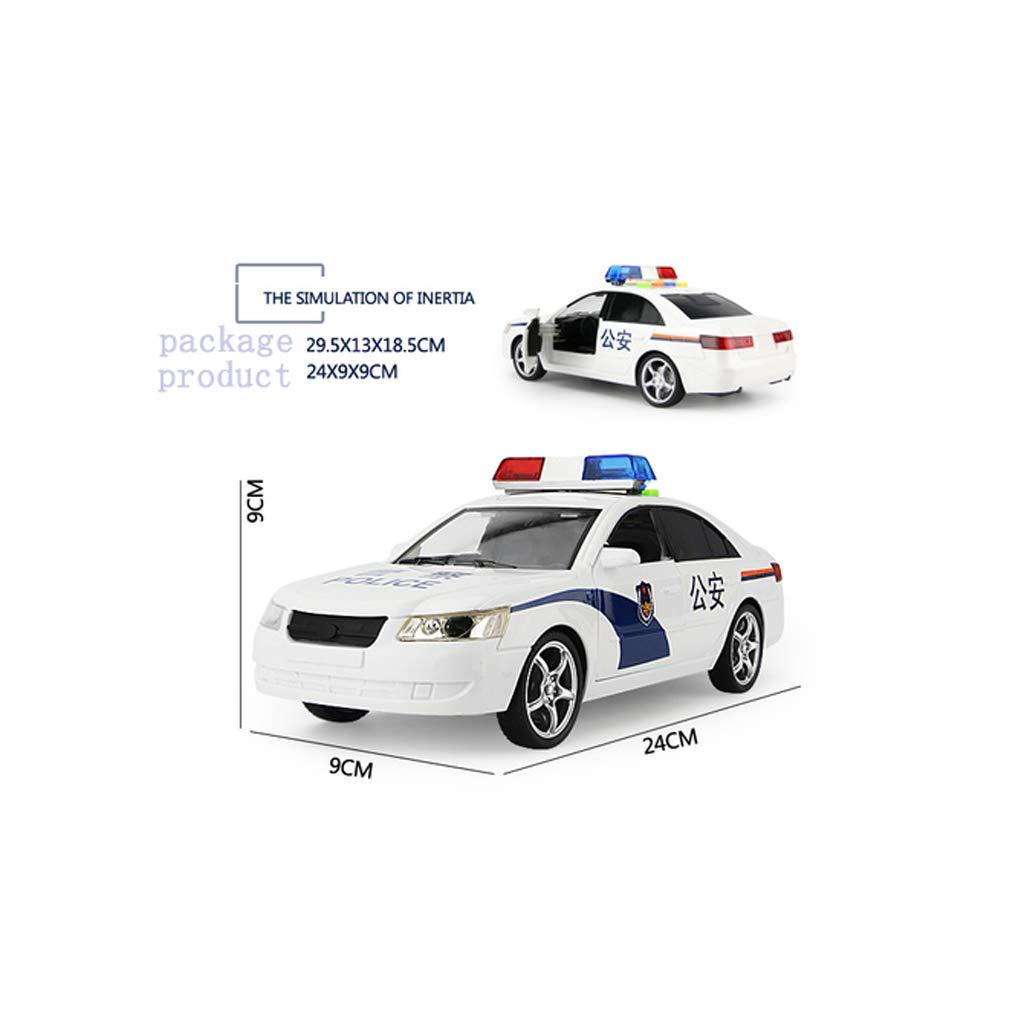 Yingjianjun Musik Polizeiauto Spielzeugauto Spielzeug Modell, Kinderauto Spielzeug Trägheit Auto (Junge) ( Style   4 ) B07M7T9XFP Fahrzeuge & Rennwagen Wirtschaft | Haltbar