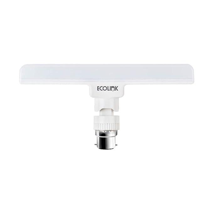 Ecolink 15W B22 T Bulb Straight Linear LED Tube Light nbsp; nbsp; White