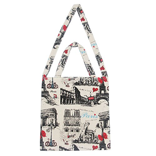 Extra Large Tote Bag Pattern - 2