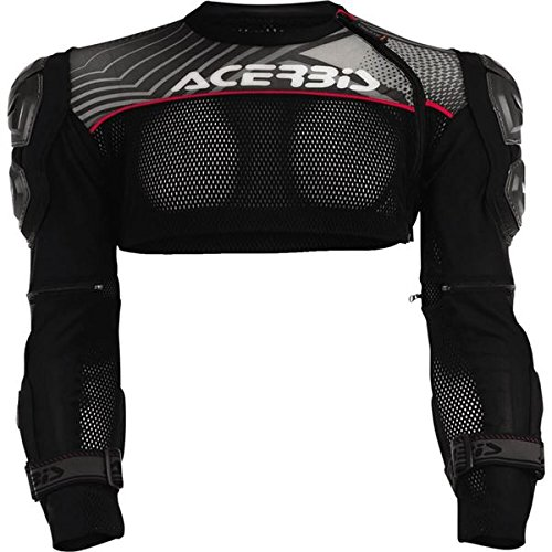 Cosmo Deflector Acerbis - Acerbis Cosmo Jacket Large/X-Large Grey