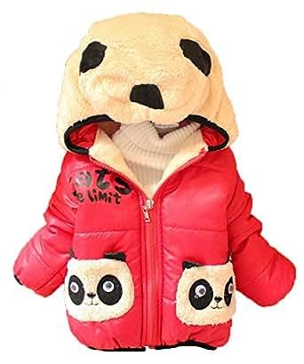 Amazon.com: Warm Baby Winter Jackets Girl Boys Hoodies