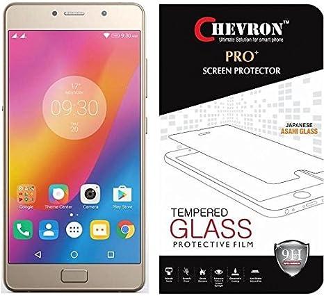 Chevron Tempered Glass for Lenovo P2 Mobile Phone Accessory Kits