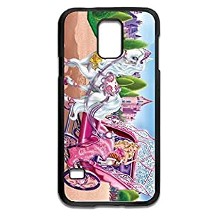 Barbie Millicent Roberts Protection Case Cover For Samsung Galaxy S5 - Nerdy Shell