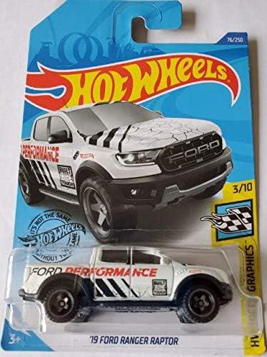 Hot Wheels /'19 Ford Ranger Raptor 2020-076 NP30