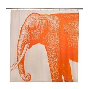 Shower Curtains Fabric Shower Curtains Thomas Paul Bathroom Decor Ideas Elephant
