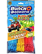 ZURU Self Sealing Water Balloons 100 pcs Assorted Colors