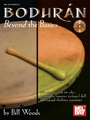 Bodhran: Beyond the Basics Book/CD Set
