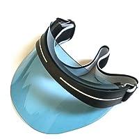 Joint Gou - Sombrero aspiradora para Mujer, Visera de Verano para el Sol, Anti Rayos UV, Moderno Sombrero Casual para el Aire última intervensión