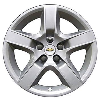 OEM Genuine Chevrolet cubierta de la rueda - profesionalmente refinished como nuevo - Tapacubos de repuesto para 2008 - 2012 Malibu: Amazon.es: Coche y moto