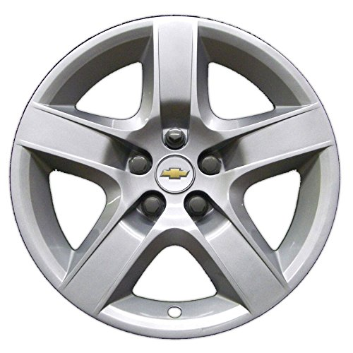 Chevrolet Malibu Hub (OEM Genuine Chevrolet Wheel Cover - Professionally Refinished Like New - Replacement Hubcap for 2008-2012 Malibu)