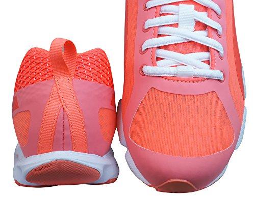 Puma Formlite XT Ultra Entrenadores corrientes de las mujeres - Zapatos - Peach Peach