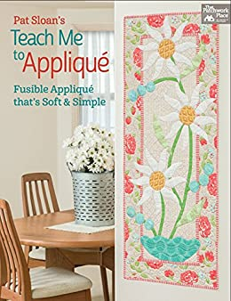 Pat Sloans Teach Me Applique ebook product image