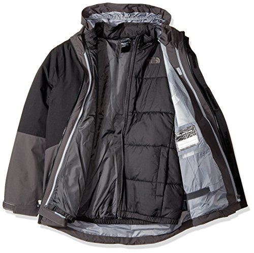 B North Azul Boundary Jacket Chaqueta Triclimate Niño M Face P55q6