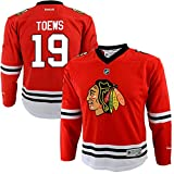 Jonathan Toews Chicago Blackhawks #19 Red Youth