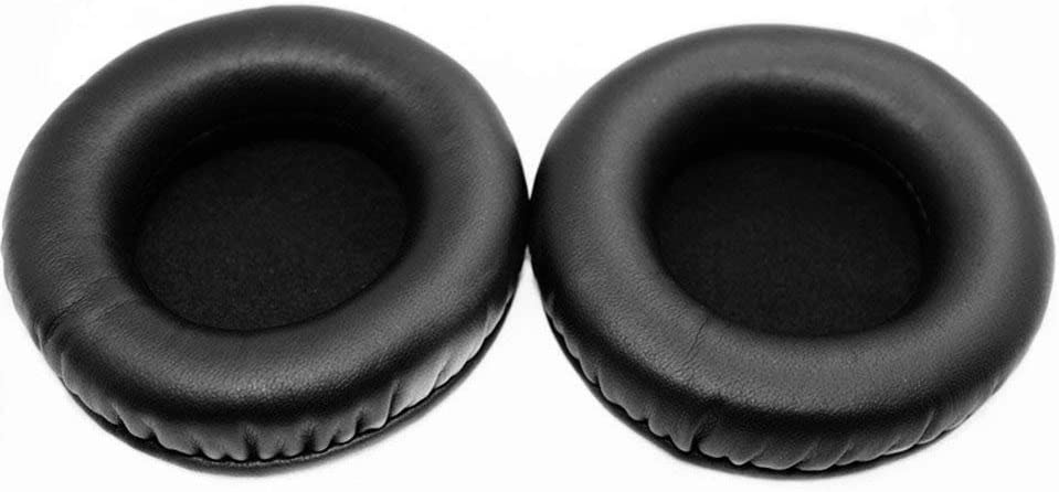 Replacement Foam Earpads Ear Pads Pillow Cushions Cover Repair Parts Compatible with HP-CN6 HP-CN5 Headphones JHGJ HP-CN6 HP-CN5 Ear Pads
